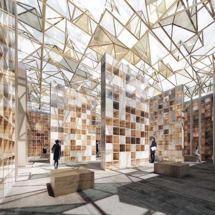 AAVP+Log Architectesl Funérarium l Paris