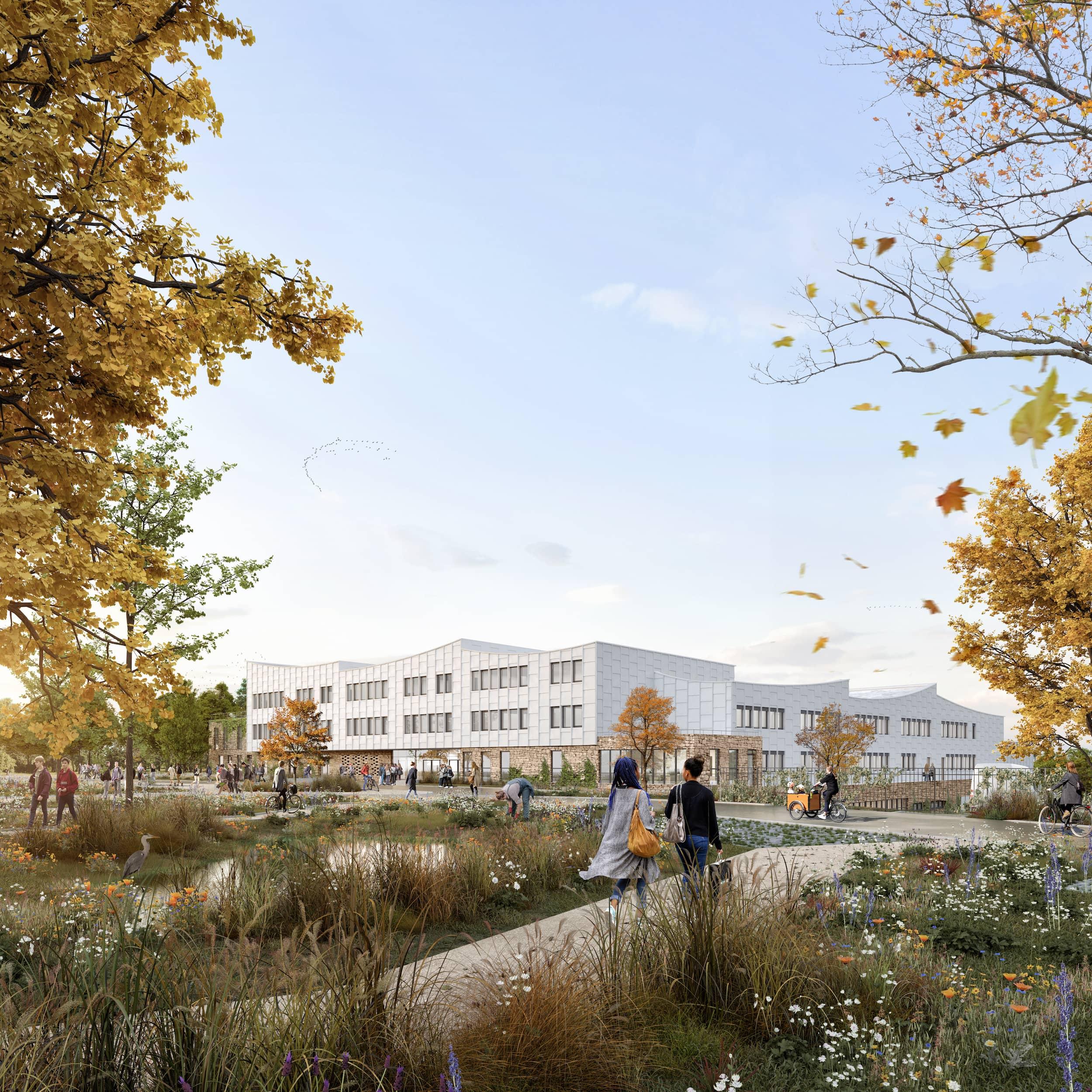 Archi 5 l Collège l Talemont inui