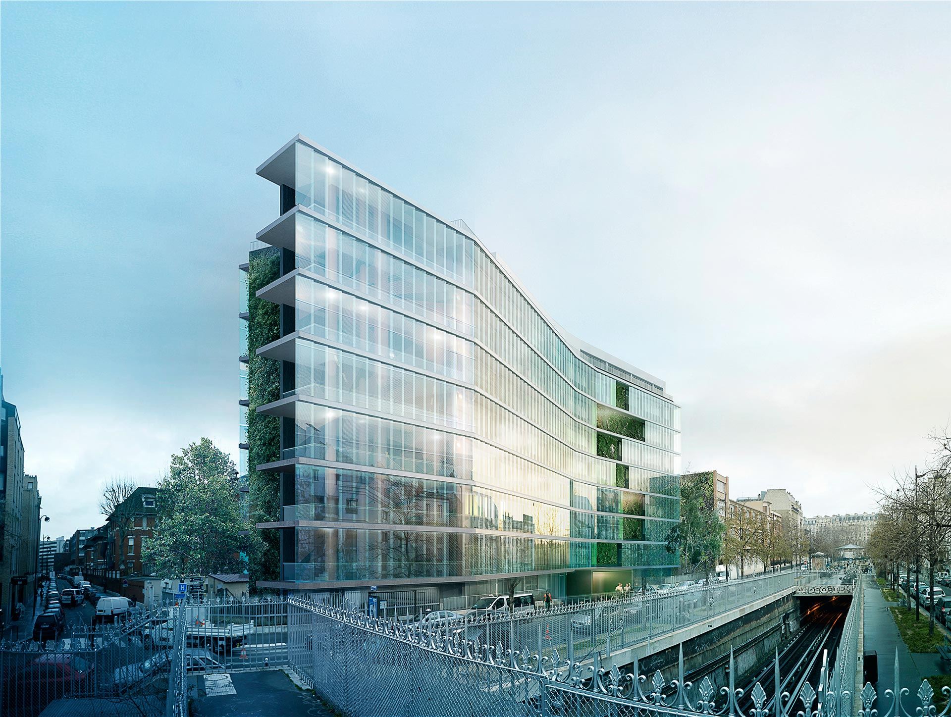 SCAU inui Architectural Visualization Archviz