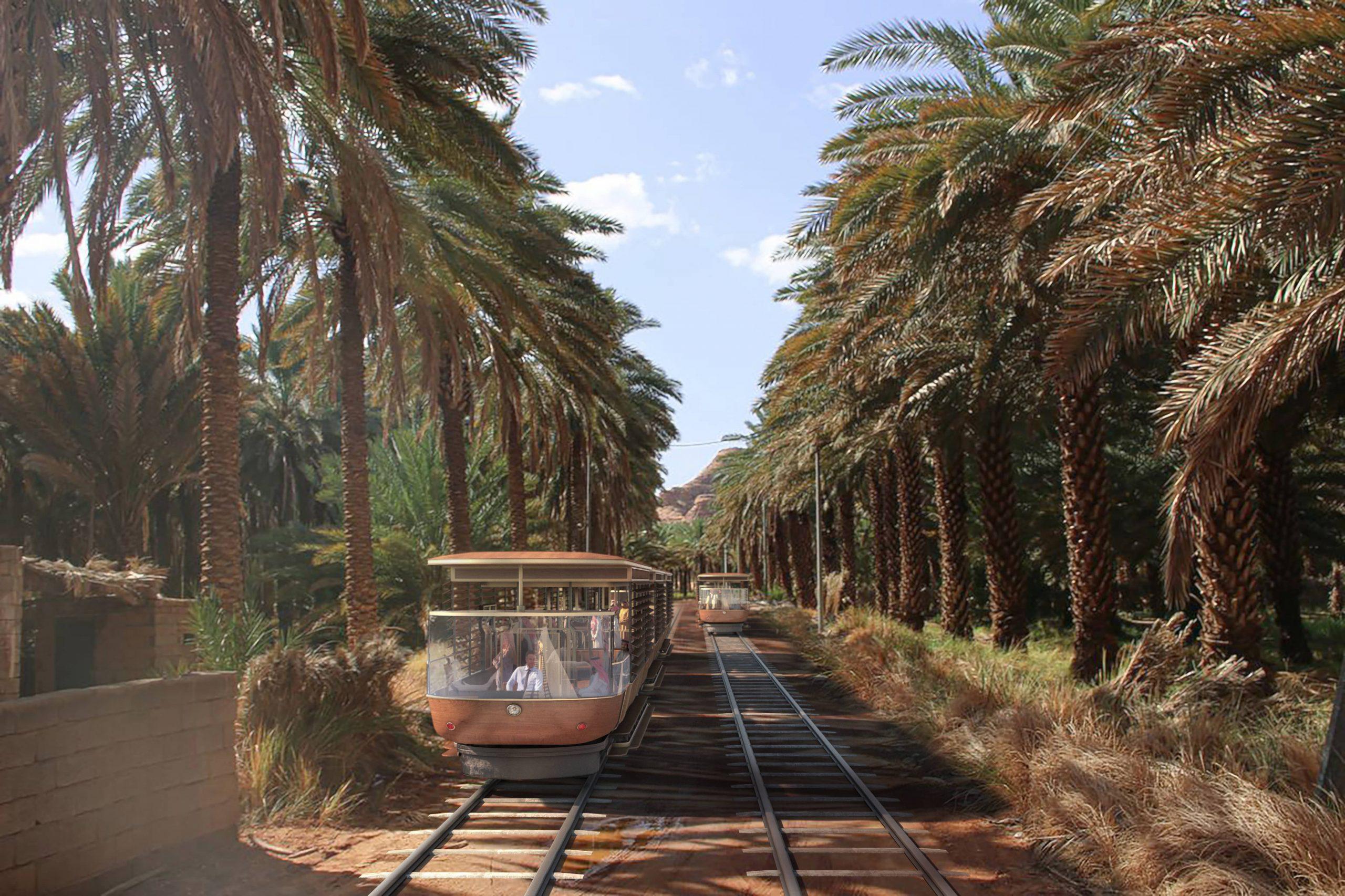 AFALULA l Tramway l Al Ula l inui
