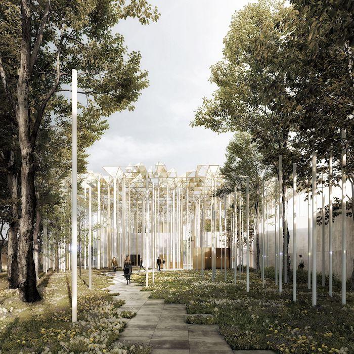 AAVP+Log Architectes l Funérarium l Paris