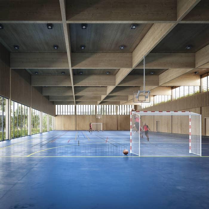 Duchier Pietra+Panorama Architecture l Lycée hôtel l Hyères