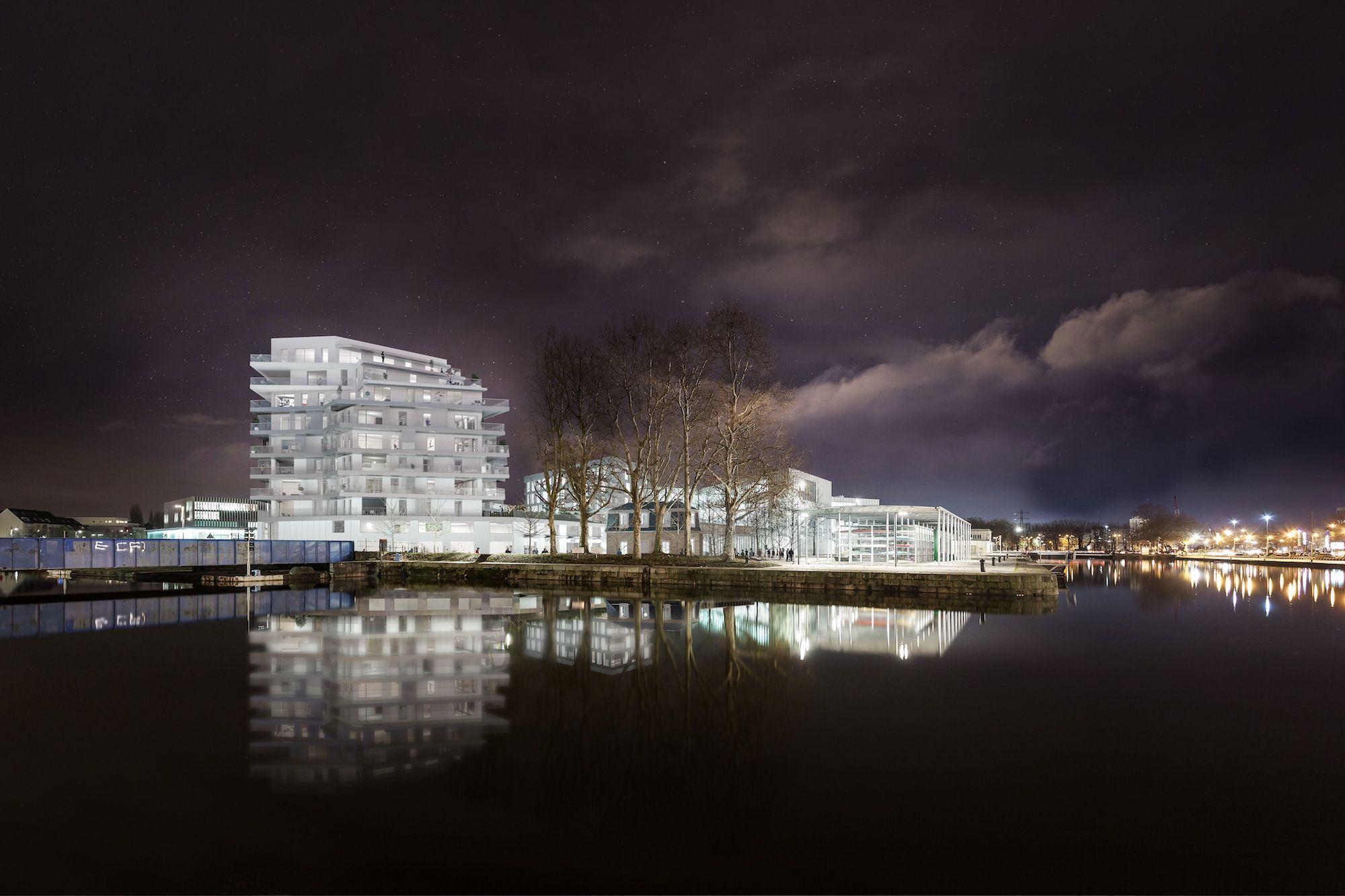 Sedelka + Vib l Logements l Caen