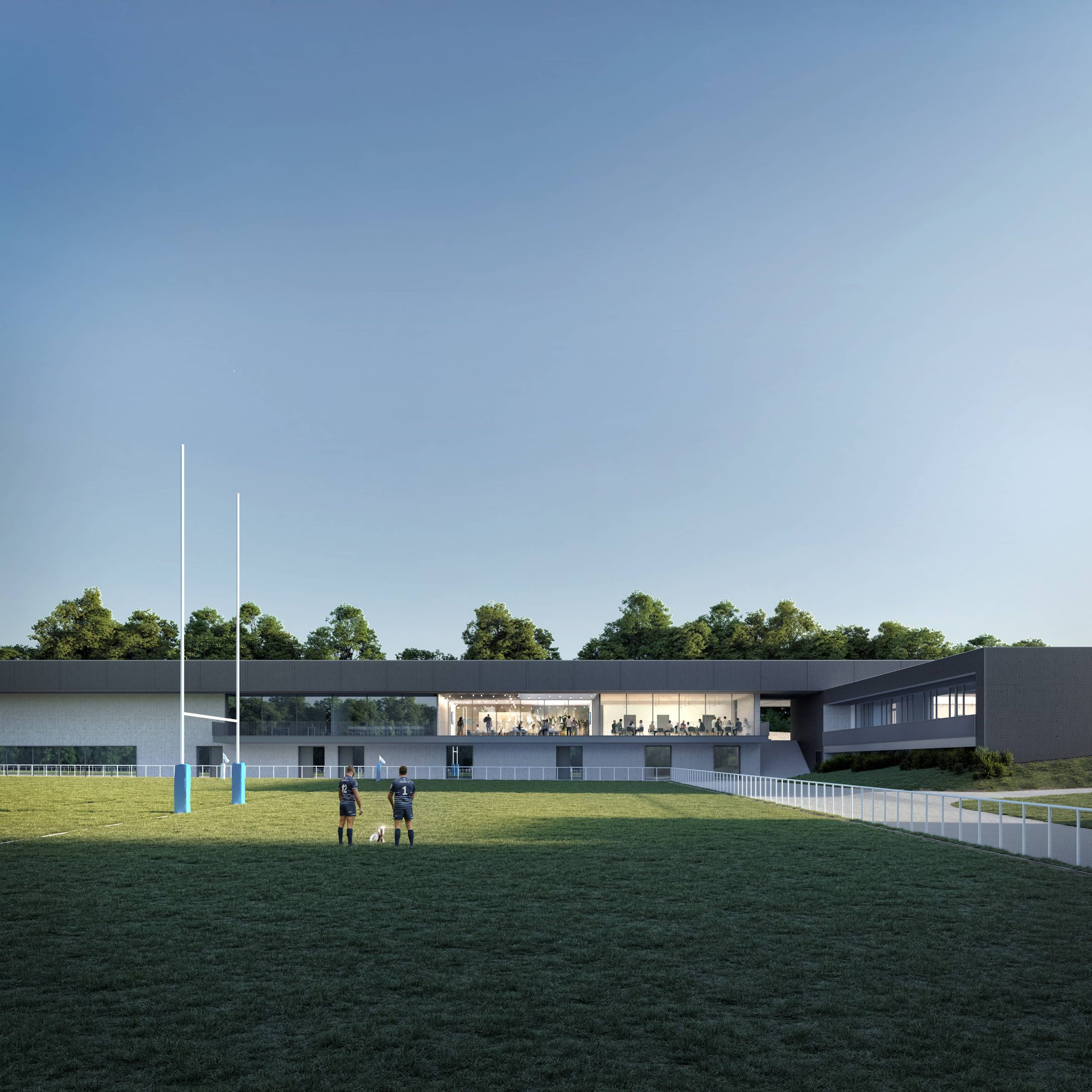 STUDIO 02 l Rugby club l Vannes inui